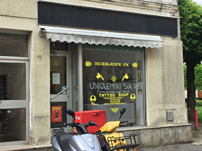TORCY - LOCAL COMMERCIAL 25 m²